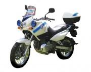 Marquage adhésif moto police municipale - Kit composé de 6 éléments