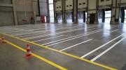 Marquage au sol entrepôt - Marquage au sol de parking