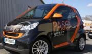 Marquage publicitaire sur véhicule - Impression numérique pour publicité