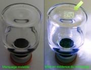 Marquage sur le verre - Lutte anti-contrefaçon