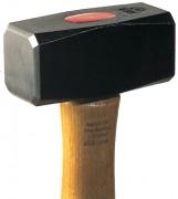 Marteau massette tête plate - Longueur (tête) mm : 110