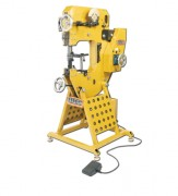 Marteau pilon mécanique - Capacité  : Acier doux (1.6 mm) - Aluminium (2.8 mm)
