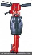 Marteau piqueur pneumatique - Emmanchement : H^25x108 mm - Mécanisme d'insonorisation