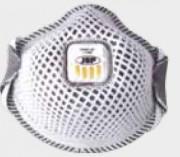 Masque anti-odeurs - Couche supplémentaire de charbon actif.