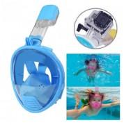 Masque de plongée enfant - Matériel en polycarbonate PC + ABS