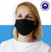 Masque de protection anti projection en tissu - Masque individuel pour usage non sanitaire