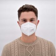 Masque de protection respiratoire FFP2 - Conformité EN 149:2001 + A1  - Lot de 960 masques FFP2