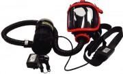 Masque de sécurité à ventilation assistée - Kit complet