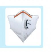 Masque de sécurité avec soupape d'expiration - Norme - Classe FFP3D selon EN 149  - Boîte de 20 masques