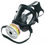 Masque de sécurité panoramique - Avec harnais réglable 5 points