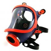 Masque de sécurité panoramique avec harnais - Réglable sur 5 points