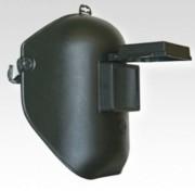 Masque de soudage à main en polypropylène renforcé - Champ de vision (mm) : 105 x 50