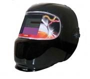 Masque de soudage électronique 2 capteurs - Qualités optiques : 1/1/1/3 - Teinte : fixe 3/11