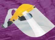 Masque de soudure anti-buée - Écran facial relevable