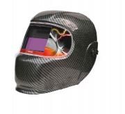 Masque de soudure électronique en carbone - Qualités optiques : 1/1/1/3 - Teinte: fixe 3/11