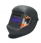 Masque de soudure électronique noir - Zone de vision (mm) : 96 x 42