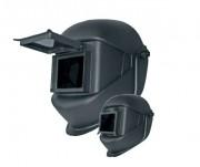 Masque de soudure standard en polypropylène - Porte filtre (mm) : 110 x 90