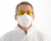 Masque FFP3D avec et sans soupape - Protection FFP3D