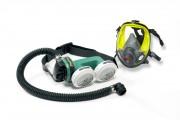 Masque protection respiratoire amiante - KIT Masque à ventilation assistée pour le désamiantage