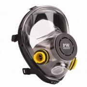 Masque respiratoire de protection - En caoutchouc thermoplastique