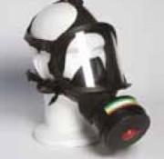 Masque respiratoire en caoutchouc - Masque normalisé EN136