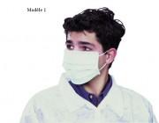 Masques de protection jetables - Dimensions (L x l x H) cm: 21 x 10 x 16