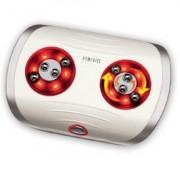 Masseur chauffant pour pieds - 2 Réglages : Massage profond - Chaleur infrarouge