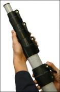 Mat déploiement manuel - Hauteur déployé : de 6.1 à 12.2 m