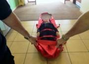 Matelas d'évacuation - Capacité maximale: 120kg