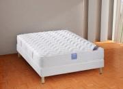 Matelas grand confort 190 x 140 cm - Dimensions : de 80 x 190 à 180 x 200 cm / Hauteur : 25 cm