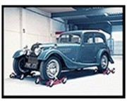 Matériel de manutention pour voitures - Déplacement véhicules de collection