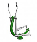 Matériel de musculation pour activité respiratoire - Dimension : 1 300 X 480 X 1 485 mm