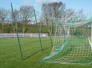Mâts arrières pour buts de foot - Jeu de 4 ou 6 mâts  - Pour buts à 8 ou 11 joueurs -