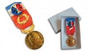 Médailles d'ancienneté du travail