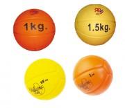 Médecine ball gonflable à Double paroi - Poids (Kg) : 1 à 5