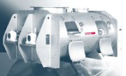 Mélangeur industriel discontinu - Capacité du mélange (L) : de 150 à 5000
