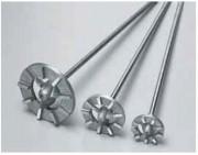 Mélangeur pneumatique pour bidon - Diamètre d'hélice (cm) : 45 - 65 - 90