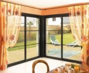Menuiserie aluminium - Fenêtres et portes-fenêtres