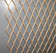 Métal déployé maille losange - Long.diagonale (mm) : 43 ou 62