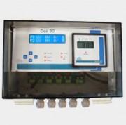 Mètre de conductivité à microprocesseur - Commande de dosage avec conductivimètre intégré DOS-31