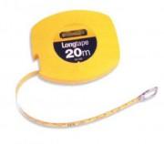 Mètre ruban boitier antichoc - Longueurs disponibles (m) : 10 - 20