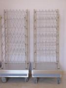 Meuble à verres - Capacité : 8 niveaux : 432 verres