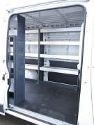 Meuble aluminium pour utilitaire - En aluminium - Tous types de véhicules