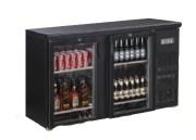 Meuble arrière de bar - Capacité (L) : de 290 à 630