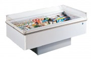 Meuble bac ouvert pour produits frais - Capacité (L) : 405