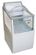 Meuble bac ouvert pour produits frais - Capacité : 65 L - Température : -1° / +5°C - Dimensions : L.560 x P.744 x H.1110 mm