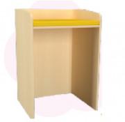 Meuble de déshabillage sans casier - Dimension : L 700 mm x H 1000 mm x P 600 mm