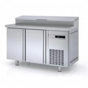Meuble de préparation à pizza - Fabrication espagnole -  Certifié ISO 9001 et 14001 – Capacité : jusqu'à  815 L