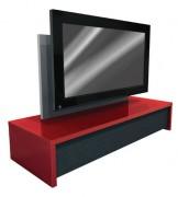 Meuble écran motorisé - Poids maximum supporté : 50 kg