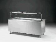 Meuble froid pour restaurant self - 0.37 kW de puissance électrique